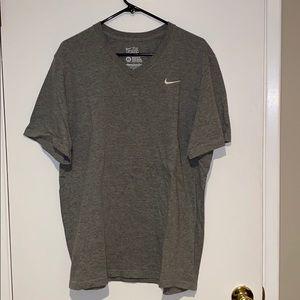 Nike V Neck Tee Shirt